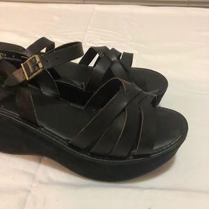 BAMBOO Shoes - Bamboo Platform Sandals